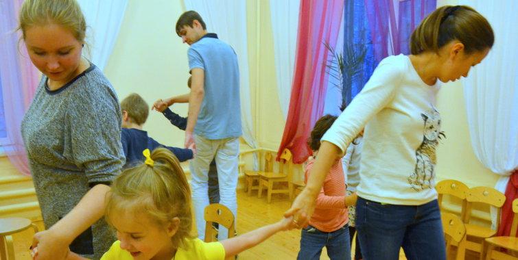 Интерактивный семинар–практикум «Музыка и танец в коррекционно-терапевтической работе с детьми, имеющими проблемы развития»