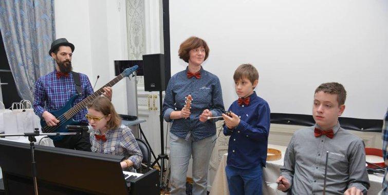 Концерт Музыкального ансамбля ЦЛП в день Св. Валентина на Корабле «Брюсов»