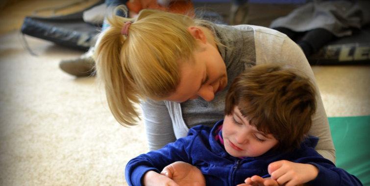 Семинар «Позиционирование ребёнка с нарушениями двигательного развития: практические приемы и правила безопасного перемещения для проведения занятий и в домашних условиях»
