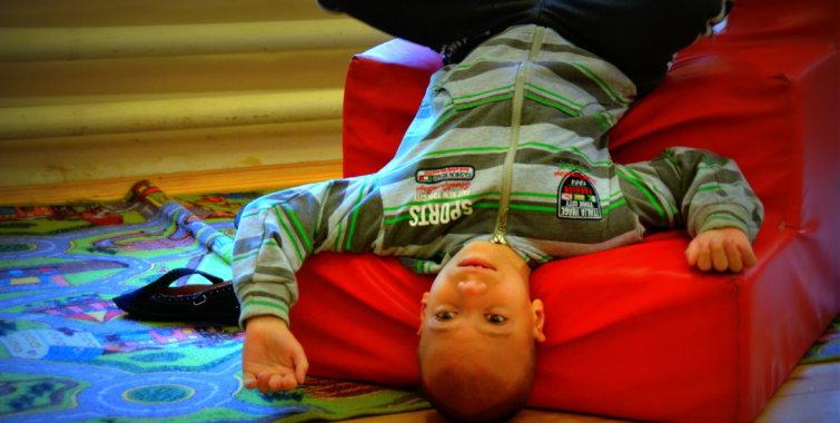 Тренинг. Интеграция детей с эмоционально-волевыми и поведенческими проблемами в детском саду и школе