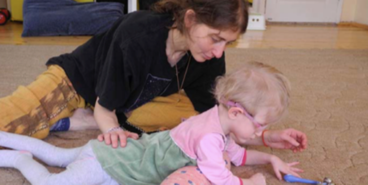 Выпущен сборник «Развивающий уход за детьми с тяжелыми и множественными нарушениями развития»