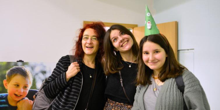 Зимняя ярмарка Центра лечебной педагогики 2018